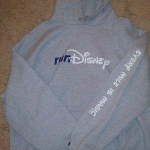 Tops - runDisney Hooded Sweatshirt